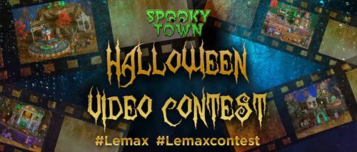Lemax 2017 Halloween Video Contest