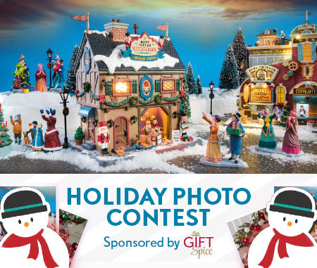 Lemax 2017 Holiday Photo Contest