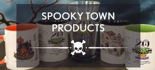 Spooky Town 20th Anniversary Contests