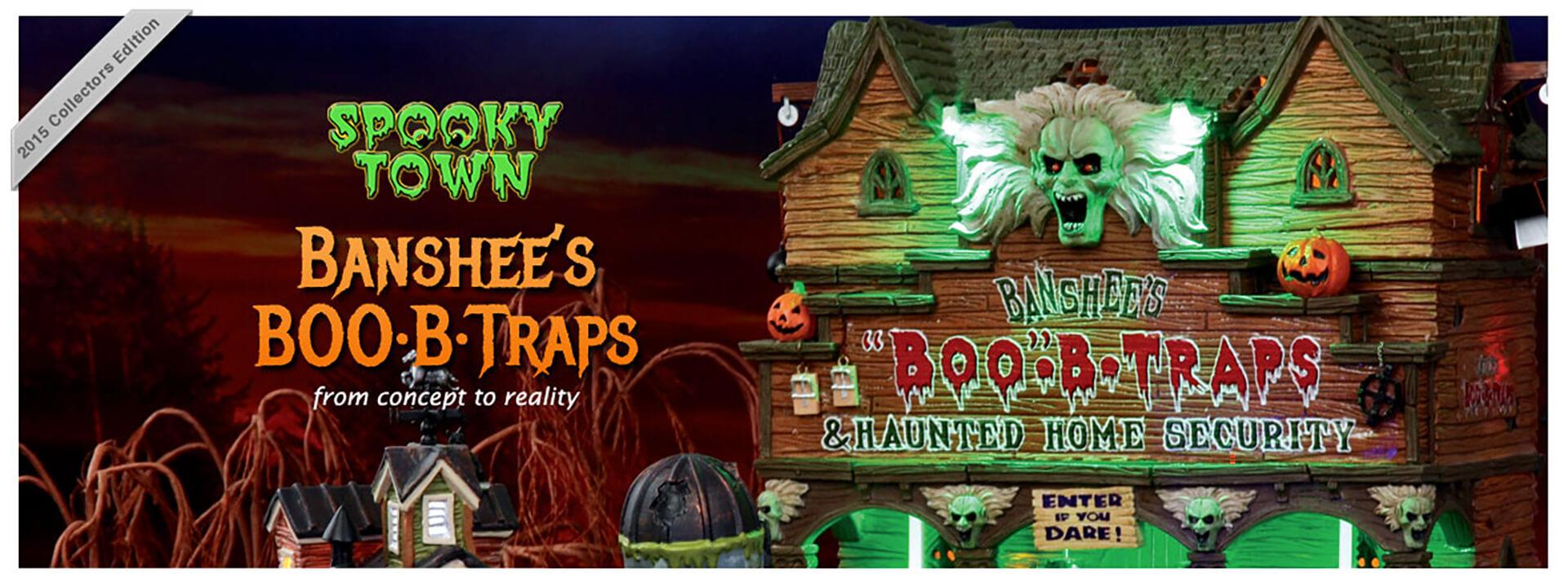 Banshee Boo-B-Traps