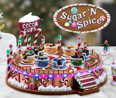 Lemax Sugar N Spice