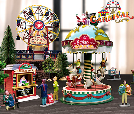 Lemax Carnival Collection