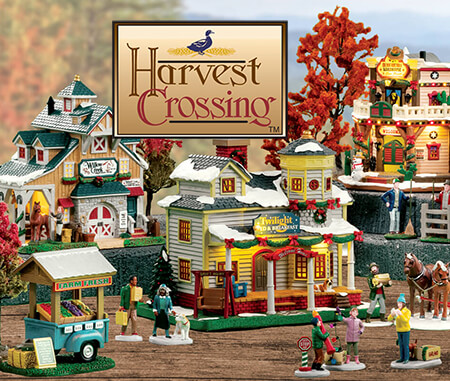 Lemax Harvest Crossing Collection