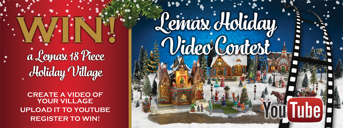 Lemax Video Contest