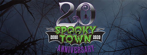 Spooky Town 20th Anniversary