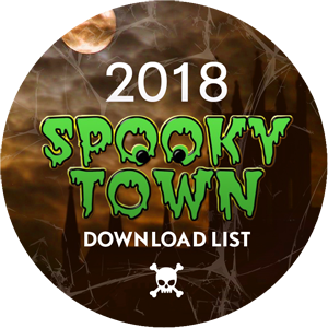 New Spooky Town Villages