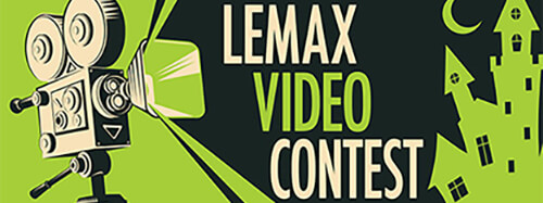 Lemax 2019 Halloween Video Contest