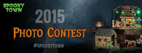 Lemax 2015 Halloween Photo Contest