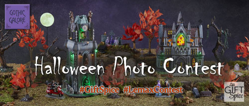Lemax Halloween 2016 Photo Contest