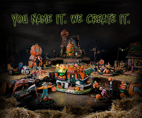 Lemax You Name It We Create It Contest