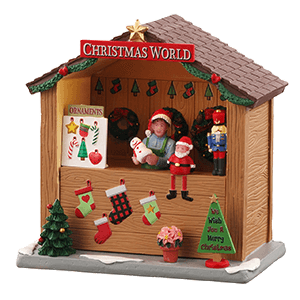Christmas World Booth
