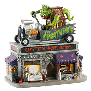 The Creature's Custom Hot Rod Shop
