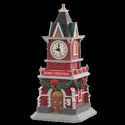 Tannenbaum Clock Tower