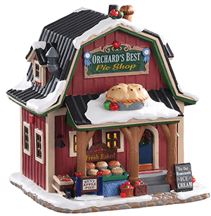 Orchard's Best Pie Shop