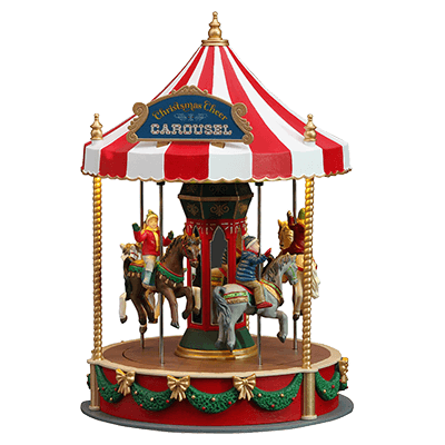 Christmas Cheer Carousel