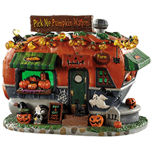 Halloween Miniaturen.Lemax Village Collectibles Halloween And Christmas Villages
