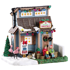 Christmas Village Houses.Lemax 2019 Holiday Christmas Village Collection