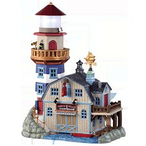 Lobster Shack Lighthouse